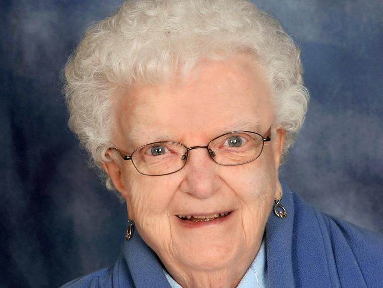 Obituary Sister Mary Denise Linehan, CSJ
