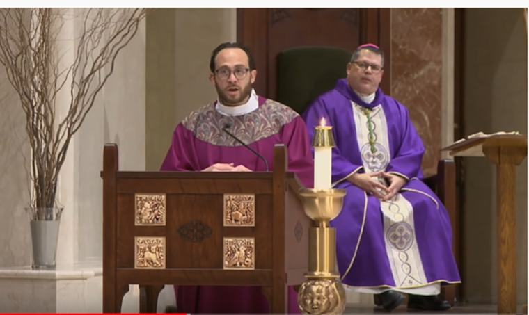 Lenten Mission: It's always safe to be close to God