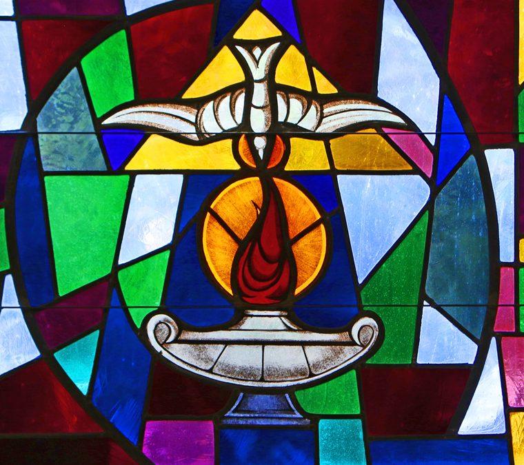 Holy Spirit, bringer of hope