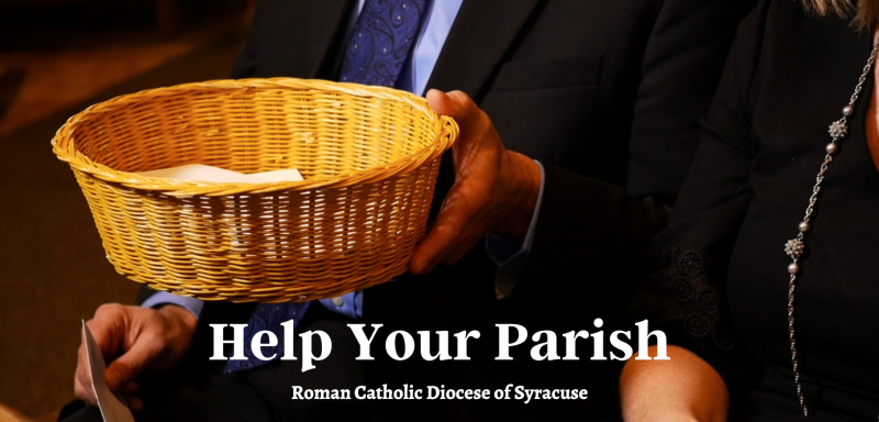 Diocese launches parish giving website