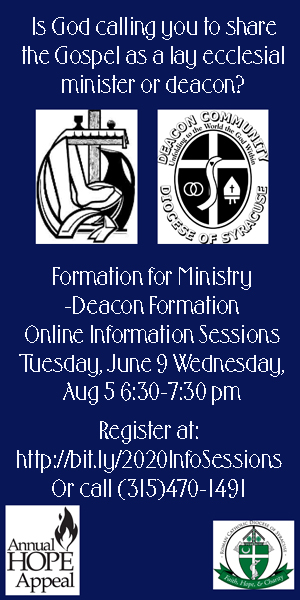 formation for ministry 19638 - 2016 Archives