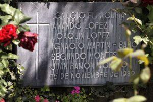 20200609T1433 2632 CNS SPAIN SALVADOR JESUITS TRIAL 300x200 - FILE PHOTO MEMORIAL JESUITS KILLED SAN SALVADOR 1989