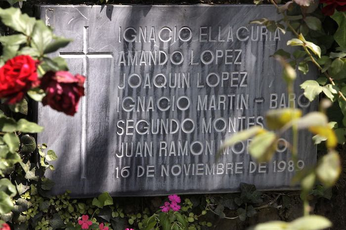 Ex-Salvadoran colonel goes on trial in Spain for 1989 Jesuit murders