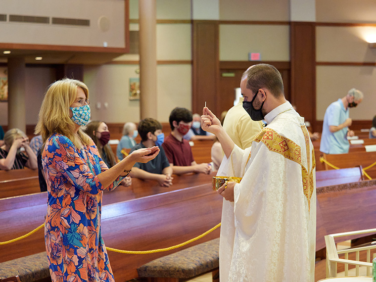 Churches can resume indoor public Masses at 25% capacity