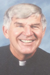 Father Edward Zandy 1 - 'No greater vocation': Priest jubilarians grateful for blessings and surprises of ministry to God's people