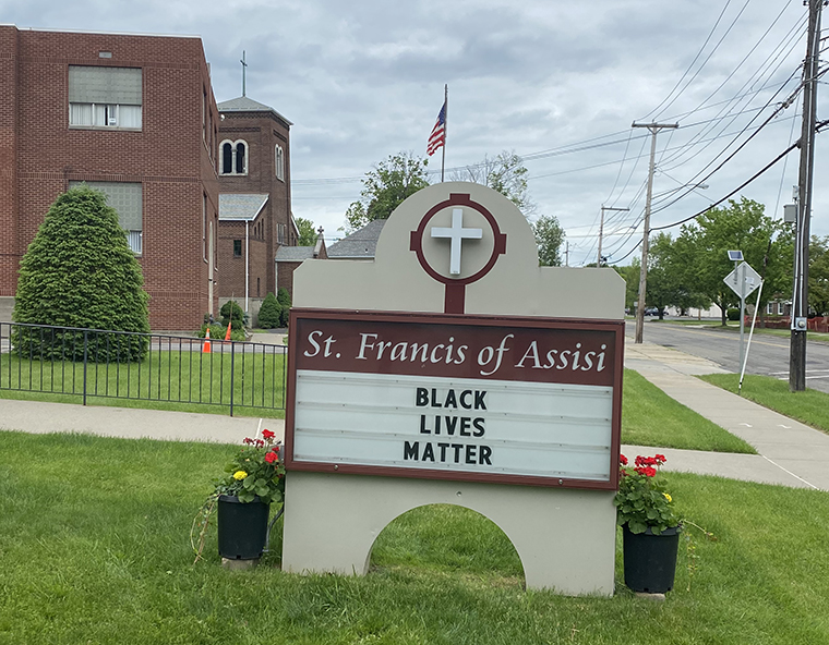 'Forgive us for the sins of racism and indifference'