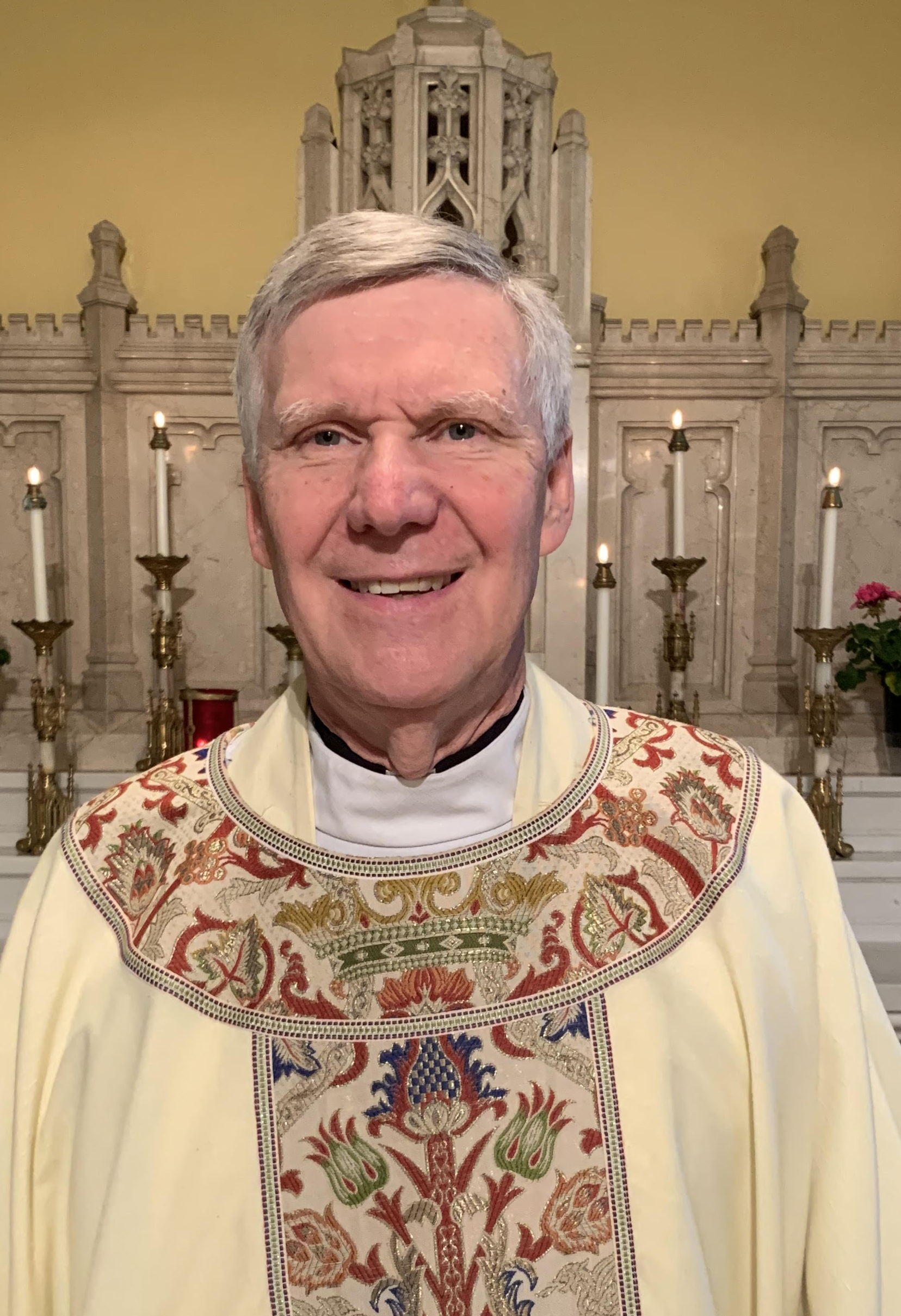 Zareski unnamed 1 - 'No greater vocation': Priest jubilarians grateful for blessings and surprises of ministry to God's people