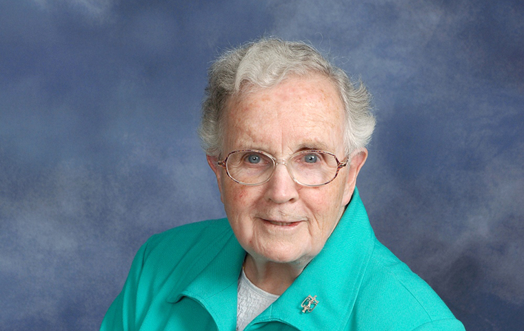 Obituary Sister Mary Damien Cushing, CSJ