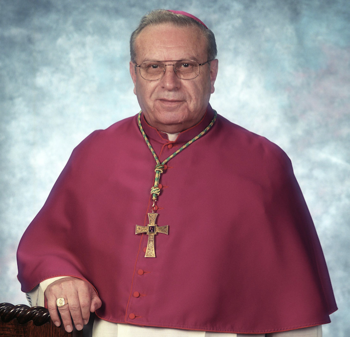 Retired Bishop Kmiec of Buffalo, N.Y., dies at age 84 after brief illness