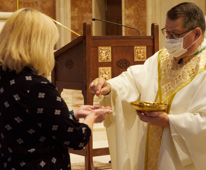 Faith, hope, Eucharist nourish a weary church