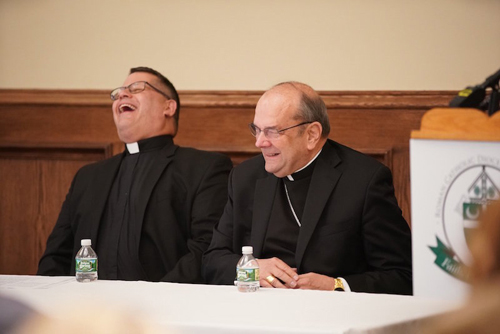 page 6 IMG 3939 - 'This is home': Amid roller coaster year, Bishop Lucia is 'happy to be here'
