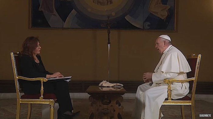 Questions continue around film's use of pope's quote on civil unions