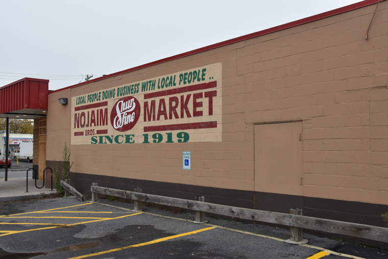 Nojaim exterior - 'Much more than a market'
