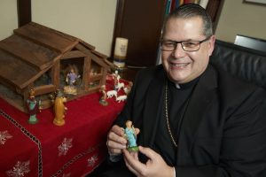 CFW9773 300x200 - Away in a manger: Bishops share Nativity scenes, childhood memories