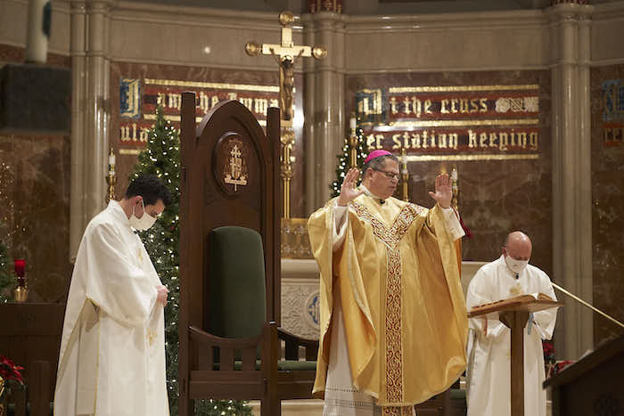 A Christmas message from Bishop Lucia