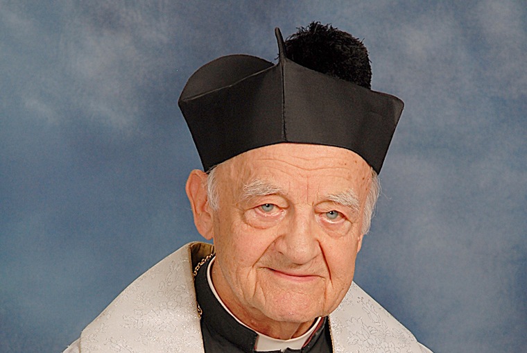 Father Stanley Dudkiewicz's faithful, generous life and ministry remembered