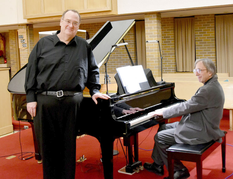 'Fine music given full heartedly' at St. Daniel's