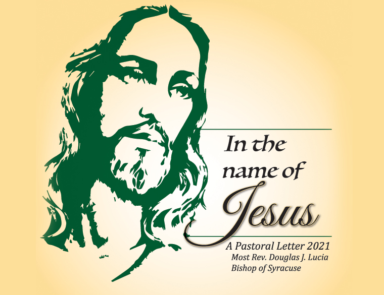 In the name of Jesus: A pastoral letter 2021