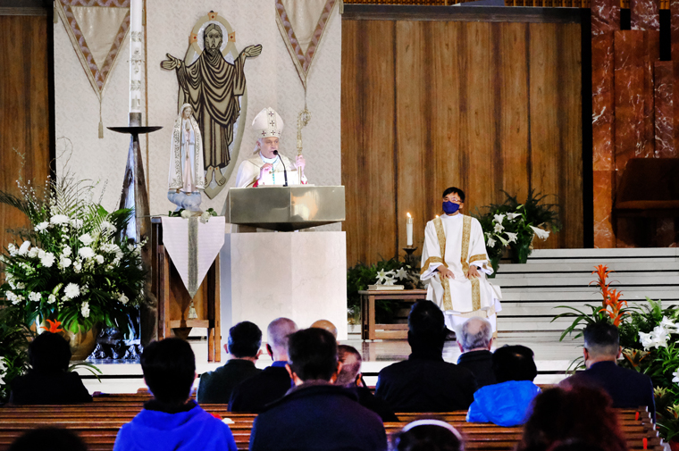 San Francisco archbishop leads prayers for unity, end to 'virus' of racism