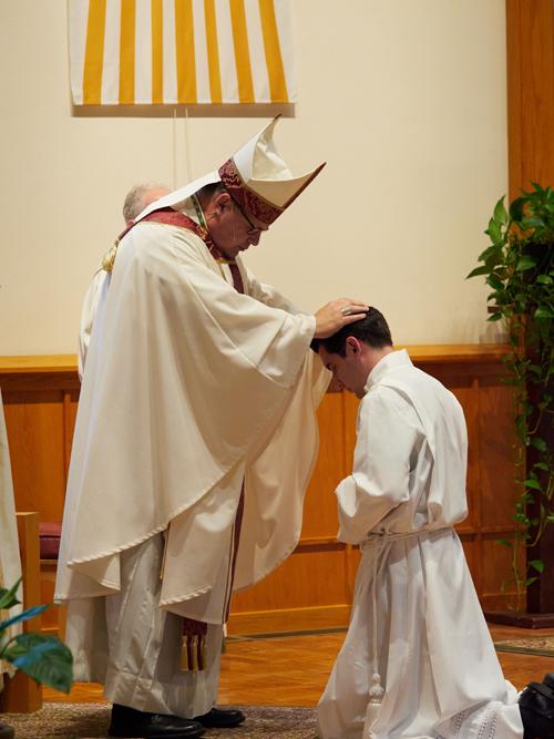 6192144 - Alumnus credits Catholic education on journey toward the priesthood