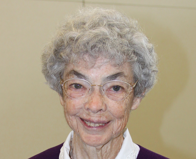 Obituary Sister Ruth Cecilia Dowd, CSJ
