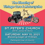 Blessing of Cars May 2021 Katie 150x150 - First Communion in Oneida