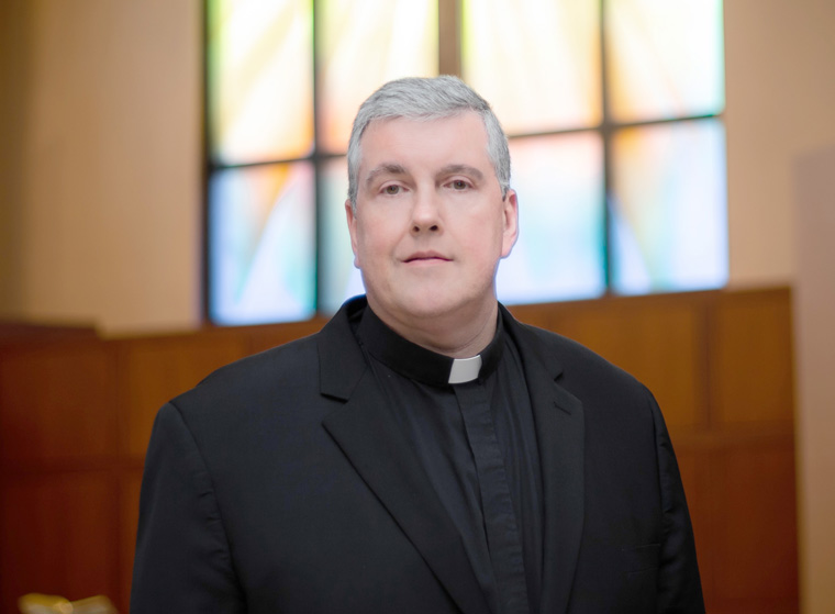 New vicar general appointed