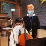 IC cellist and teacher 150x150 - IC School marks graduation with Mass, music, and awards