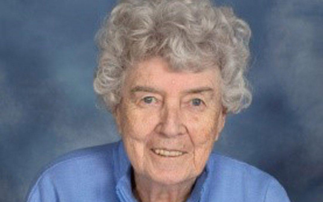 Obituary Sister Helene Courtney, CSJ