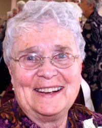 sister monica nortz - Celebrating jubilarians
