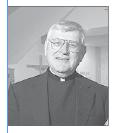 Father Paul Carey - Celebrating service: 2021 priest jubilarians