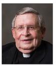 Msgr George F Sheehan  - Celebrating service: 2021 priest jubilarians