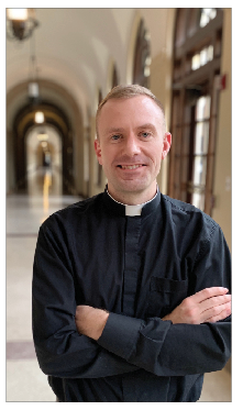 father foley - Four to be ordained to the priesthood June 5