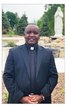 father oduor - Four to be ordained to the priesthood June 5