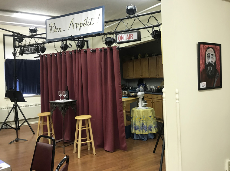 Opera 'Bon Appetit!,' centered on Julia Child, performed at Utica church