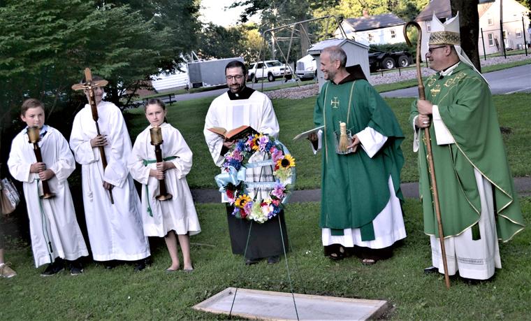 Oriskany Falls church observes 150th anniversary