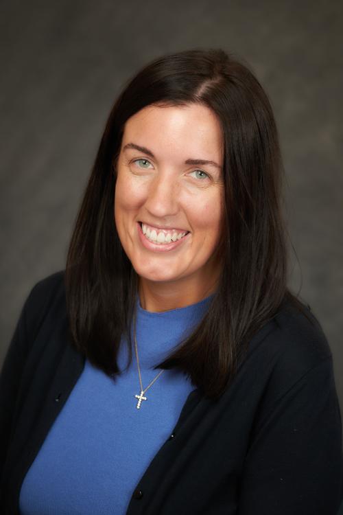 Principal Allyson Headd - Meet the new principals at diocesan Catholic schools