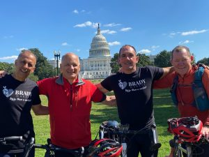 Brady bikers in D.C. 300x225 - Brady bikers in D.C.