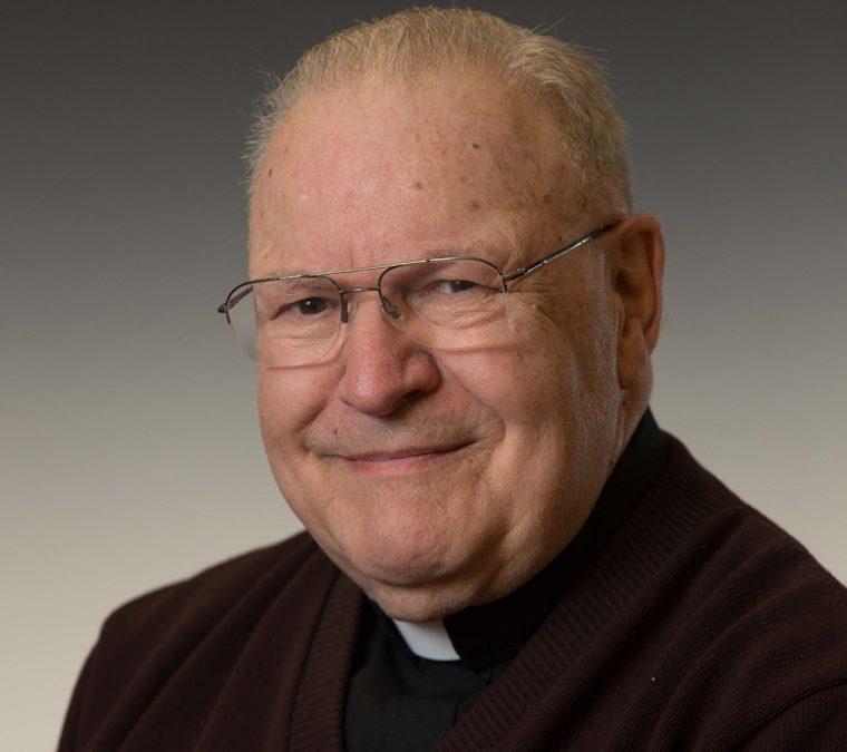 In memoriam: Father John M. Quinn