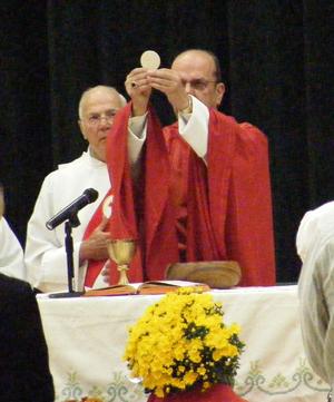 SetonCatholicStory - Seton Catholic opening Mass