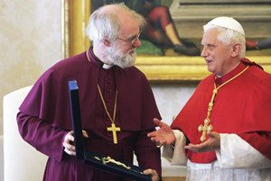 Vatican 300x201 1 300x201 - 2006 FILE PHOTO OF ANGLICAN ARCHBISHOP OF CANTERBURY, POPE BENEDICT XVI