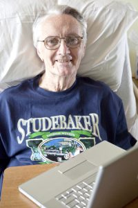 kelly 200x300 - Friar Phil Kelly and his Studebaker shirt