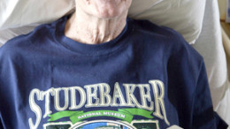 kelly 260x146 - Friar Phil Kelly and his Studebaker shirt