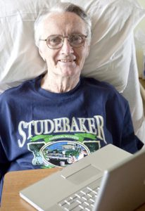 kelly 300x437 206x300 - Friar Phil Kelly and his Studebaker shirt